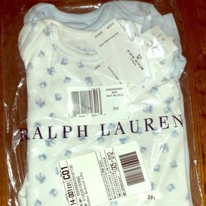 Ralph Lauren bodysuit short sleeve 3m